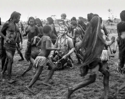 Сына Рокфеллера съели папуасы