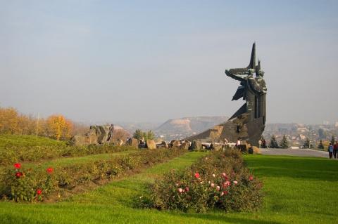 Донецк – Осень, осень…
