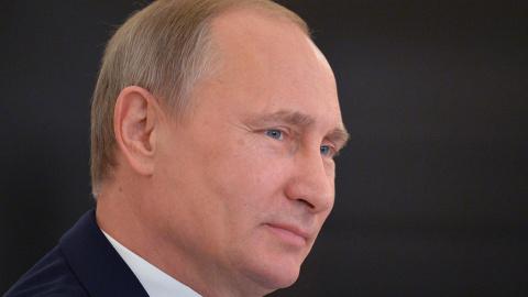 Русские сплотились вокруг Пу…