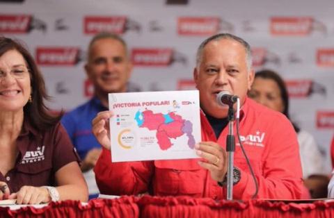 Успехи Мадуро