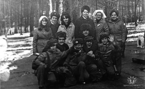 Выпуск 1979