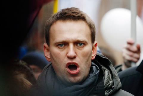 Алексей Навальный хочет в президенты России