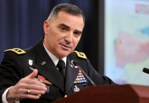 Кертис Скапаротти обвинил Россию в снабжении талибов