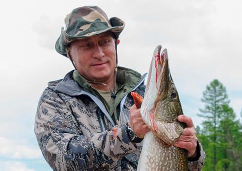 А вы знали, что эти люди просто обожают рыбалку?