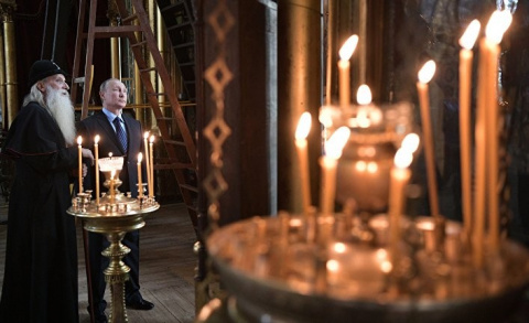 Старообрядцы — новые союзники Путина