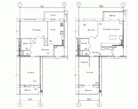 Что можно сделать с квартирой за 589 дней ремонта
