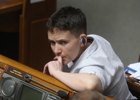 Савченко: вперед в прошлое