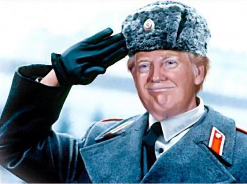 Зачем Трамп тормозит антирос…