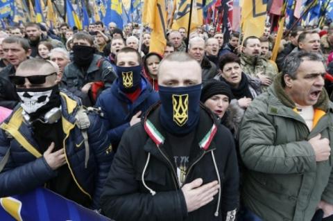 Немецкие СМИ: украинские фашисты вернулись к организованной преступности, из которой они и вышли