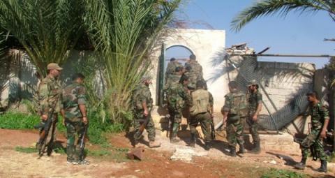 Ливанская армия разгромила о…
