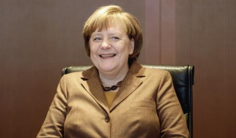 Страшные тайны: Ангела Меркель