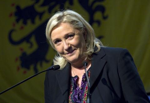 Марин Ле Пен констатировала …