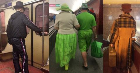 Осторожно, модники из россий…