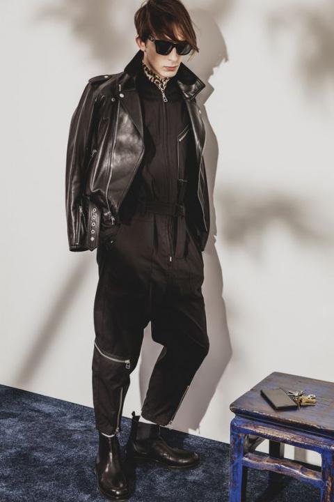 Мужская мода: актуальные модели кожаных курток 2016-2017