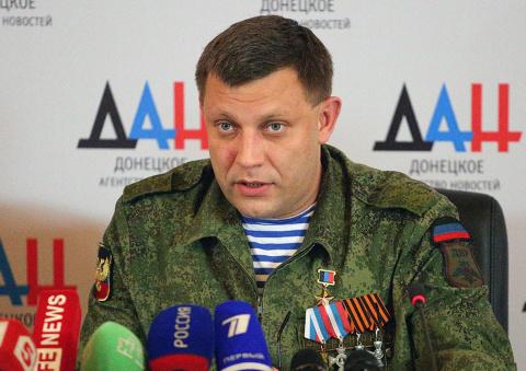 Резкий ответ Захарченко пред…