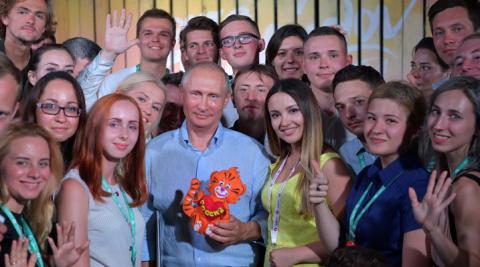Лифт в будущее страны: росси…