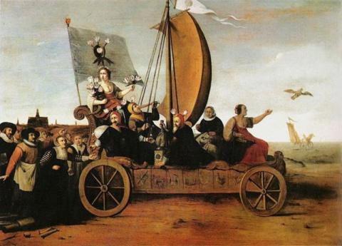 Тюльпаномания: средневековый урок  любителям биткоина