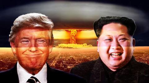 Ким Чен - Рокэтмен: Трамп пр…