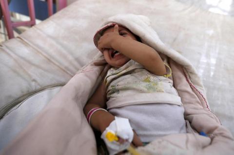 Великобритания и США распространяют холеру на Ближнем Востоке —  Independent