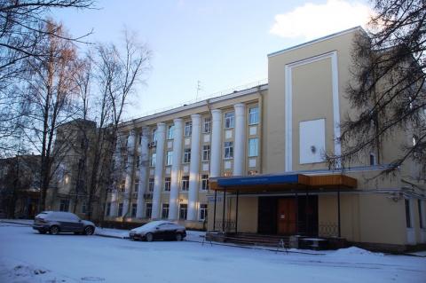 Ленинград. Типовая школа. 1935