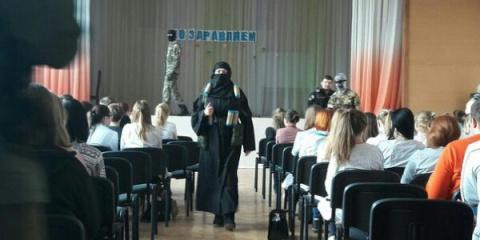 В Ленобласти «шахиды» на учениях без предупреждения захватили студентов колледжа