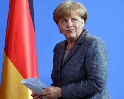 Побег Ангелы Меркель: как во…
