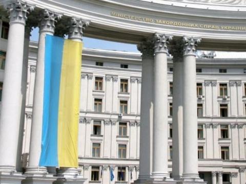 МИД Украины поставил Россию водин ряд сСомали, Йеменом иСирией