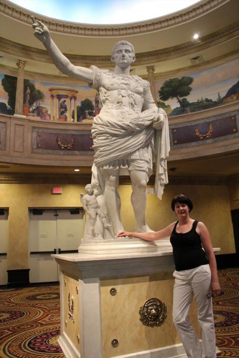 Я и Цезарь