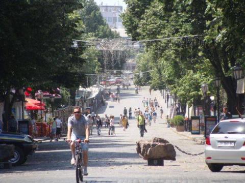Горсовет Одессы вернул улица…