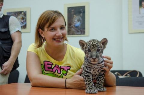 Самарский зоопарк представил…