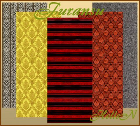 New patterns by Hellen