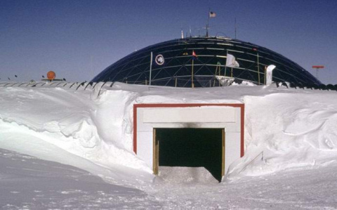 Секретная нацистская база найдена россиянами на Северном полюсе