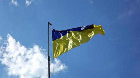На Украине залили краской памятник СС «Галичина»