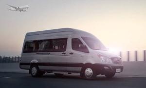 В Беларусии начнут собирать микроавтобусы JAC Sunray в 2018 году