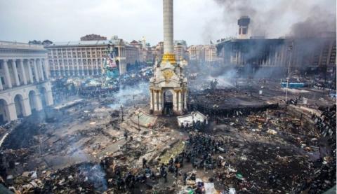 Разоблачение украинского журналиста: «Украинцы будут плакать, когда узнают, кто руководил Майданом»