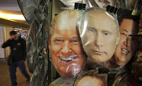 В похвале Путина в адрес Ким Чен Ына содержится сигнал для Трампа