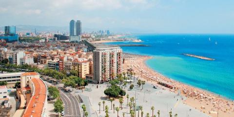 Барселона: это нужно увидеть!