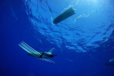 Wave Glider - морской беспилотник