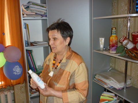 Лидеры Шахтинской группы дистрибьюторов Sisel - АЛЬБИНА ЮДАЕВА