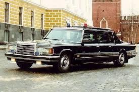 Возрожденные лимузины «ЗИЛ» …