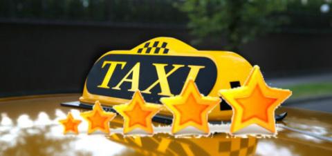 Стервятники из московского такси