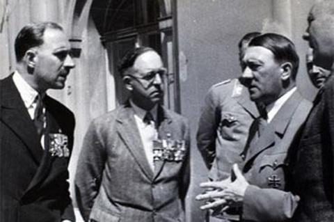 На службе немцам. Как Европа помогала нацистам