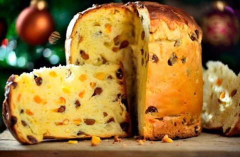 Итальянский пасхальный кекс …