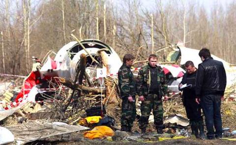 Самолет и поляки — Кто на са…