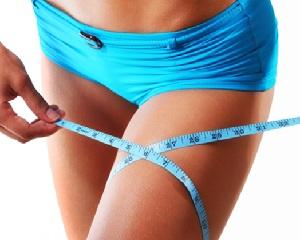 Как быстро похудеть в бедрах?