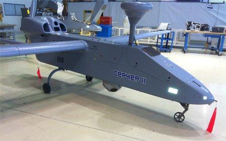 Израиль показал фотографию беспилотника для России