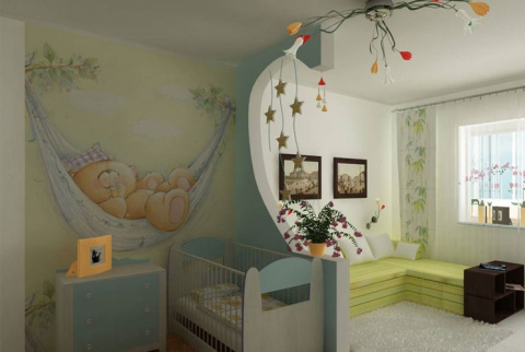 Как сделать интерьер комнаты…