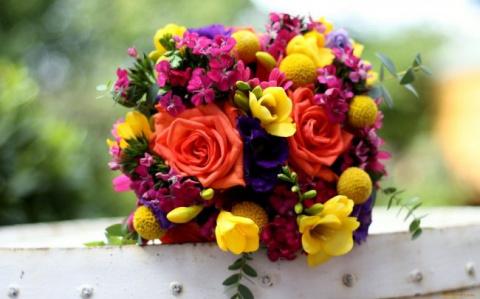 Интересные факты о цветочных букетах