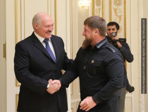 «Картошка очень вкусная»: Кадыров поделился впечатлениями от встречи с Лукашенко