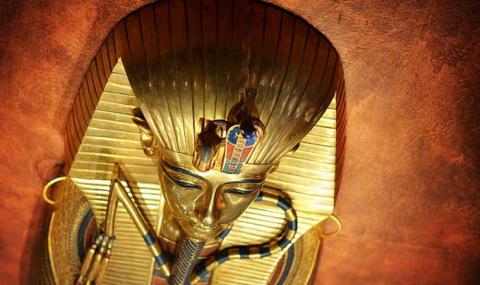 Пришелец? В Египте обнаружил…